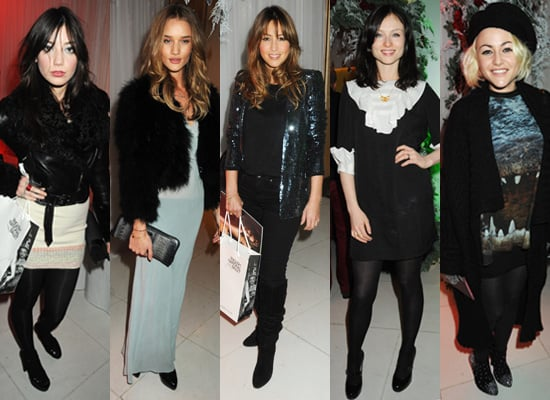 Photos of Celebrities at the Nutcracker Preview