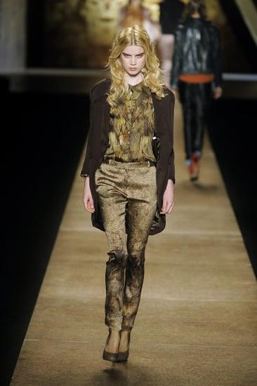 Nina Ricci Fall 2008 Fashion Show As Seen In Paris Fashion Week
