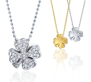 Simply Fab: Alex Woo Clover Jewels