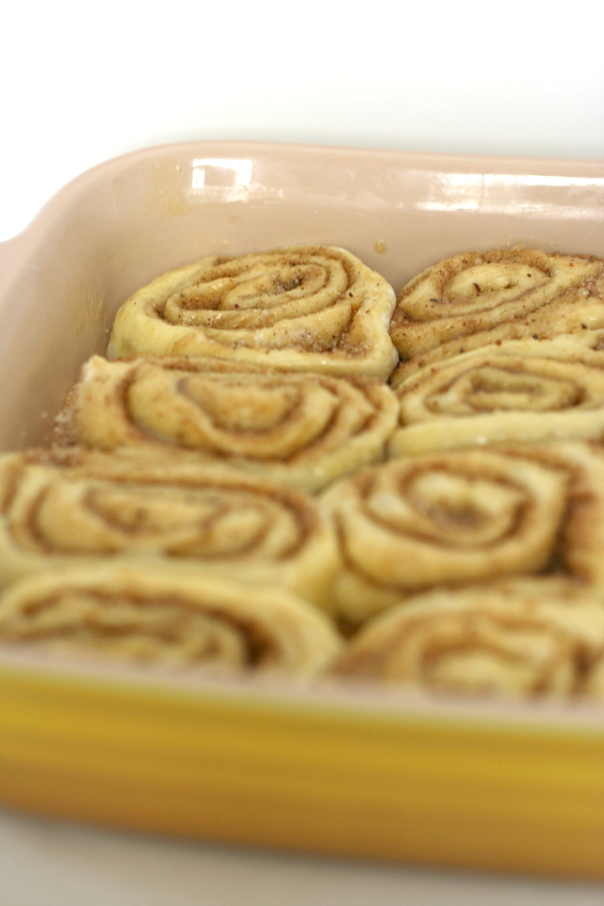 Place the Pieces Side by Side and Bake Until Golden Brown