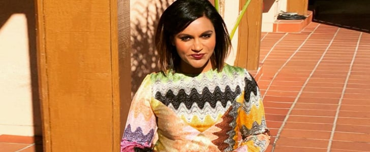 Mindy Kaling's Latest Look Will Make You Wonder Why You Ever Bought That LBD