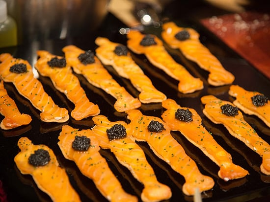 Lobster, Caviar & Mac 'n' Cheese: Here's What's on the Oscars Governors Ball Menu