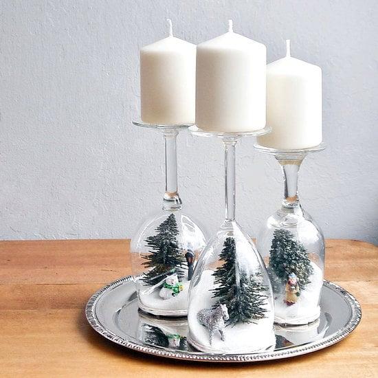 Wineglass Dioramas