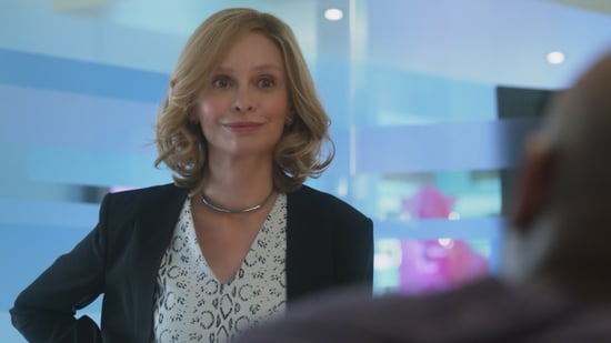 EXCLUSIVE: Relive Calista Flockhart's Most Vicious 'Supergirl' Insults in This Supercut!