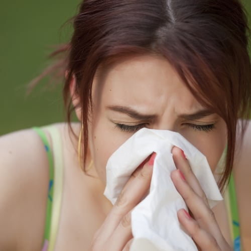 How Exercise Makes Allergies Worse