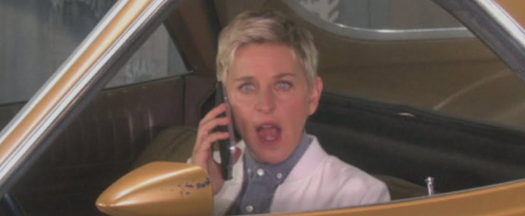 """Ellen DeGeneres Dares to Call """"Becky With the Good Hair"""" in a Hilarious Lemonade Spoof"""