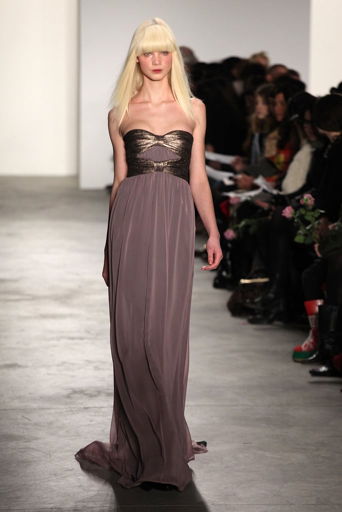 New York Fashion Week: Erin Fetherston Fall 2010