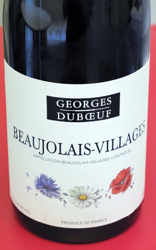 July 31: 2011 Georges Duboeuf Beaujolais-Villages