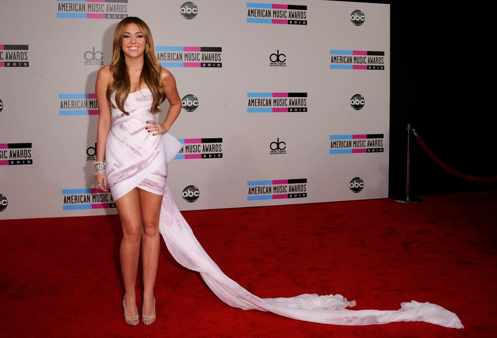 November 2010: American Music Awards