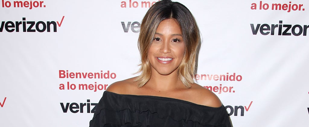 Is That You, Gina Rodriguez? We Almost Didn't Recognize the Now-Blond Jane the Virgin Star