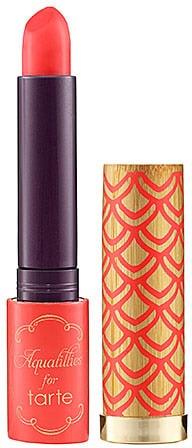 Aqualillies For Tarte Glamazon' Pure Performance 12-Hour Lipstick