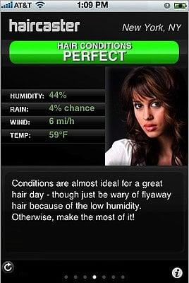 Haircaster