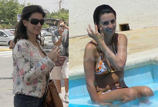 Penelope Enjoys Some Bikini Time In Ibiza