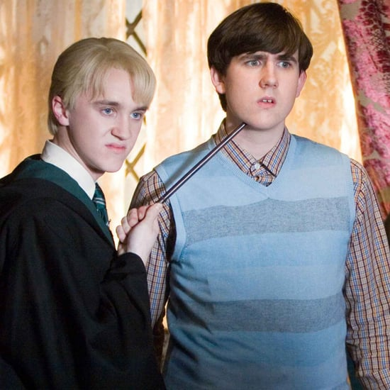 Matthew Lewis Posts Harry Potter Reunion Picture