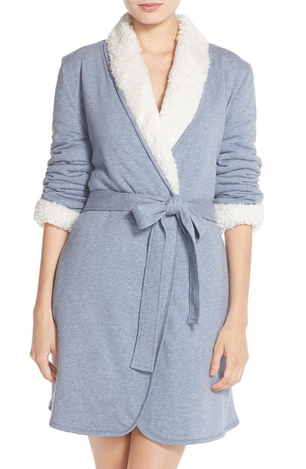 Who says practical can't be totally luxurious too? This Splendid plush-lined terry robe ($98) is the ultimate gift for the girl who loves to spend her weekends taking it easy.