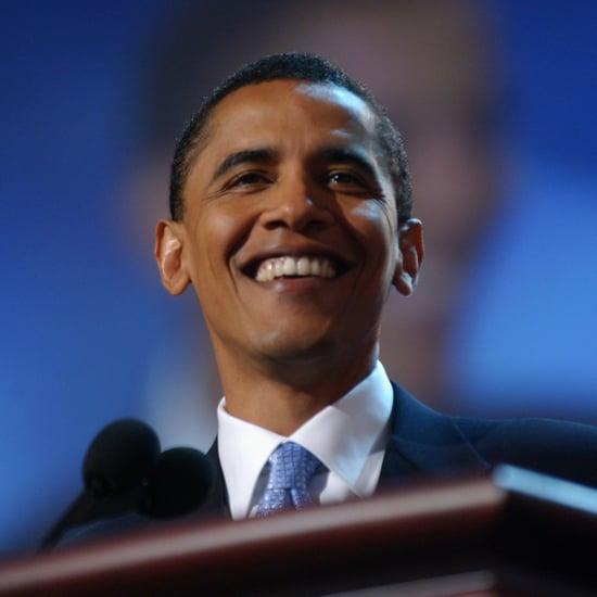 Barack Obama's 2004 DNC Speech