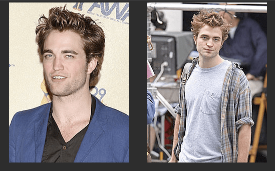 Play Our Updated Robert Pattinson Faceoff!