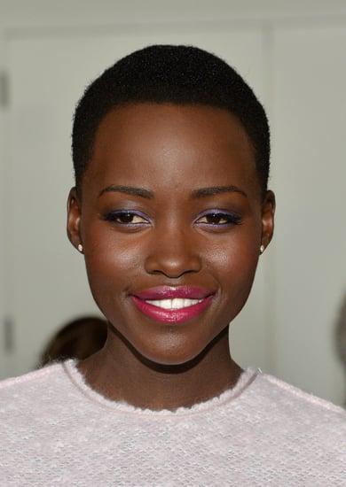 Lupita Nyong'o at Calvin Klein