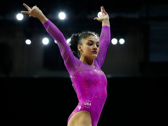 Overnight Gymnast Star Laurie Hernandez Says It Is 'Such an Honor' to Represent Latinos at the Olympics