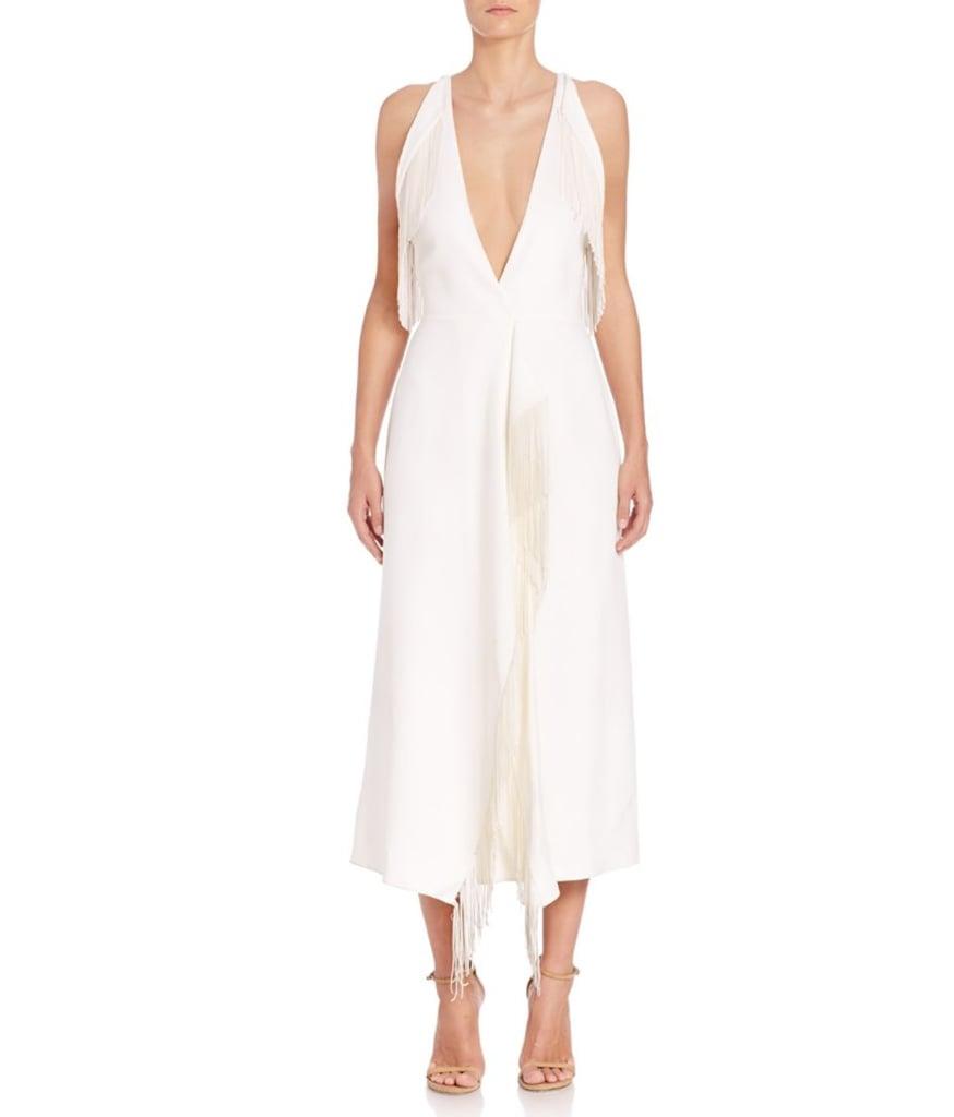 Boss Dibita Fringe Dress ($1,695)