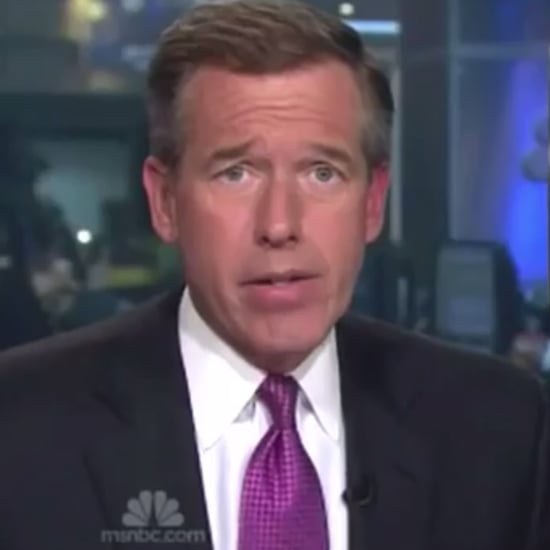 "Brian Williams Raps ""Rollout"" by Ludacris 