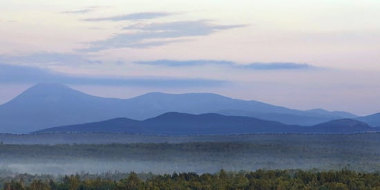 Thousands Of Acres Of Maine Woods Are Now Federally Protected