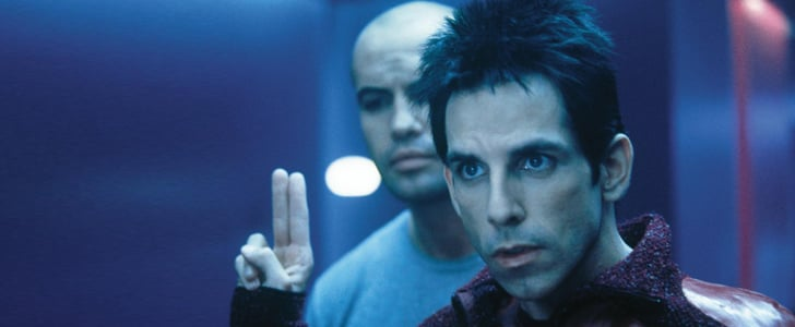 """43. Zoolander: The world's hottest male model isn't just """"really, really, really good looking,"""" he is also really, really, really stylish.  44. The Birds: It's easy to miss those flying fiends when your eyes are glued on Tippi Hedren's chic suiting.  45. Working Girl: Those sneakers aside, Melanie Griffith set the standard for power dressing in the '80s. And, OK, a few of us wore those white high-tops, too.  Source: Facebook user Zoolander"""