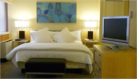 Do Gadget-Pimped Hotels Entice You?