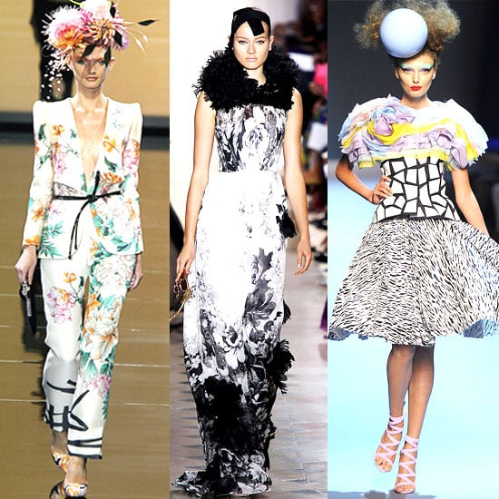 Paris Haute Couture Fashion Week Roundup Autumn 2011, See runway picture Christian Dior, Armani Prive, Maison Margiela and more!