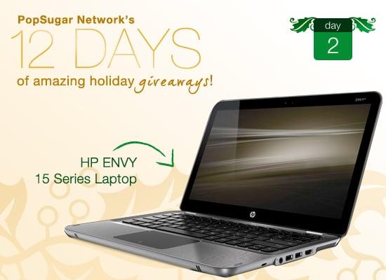 Win an HP Envy 15 Series Laptop