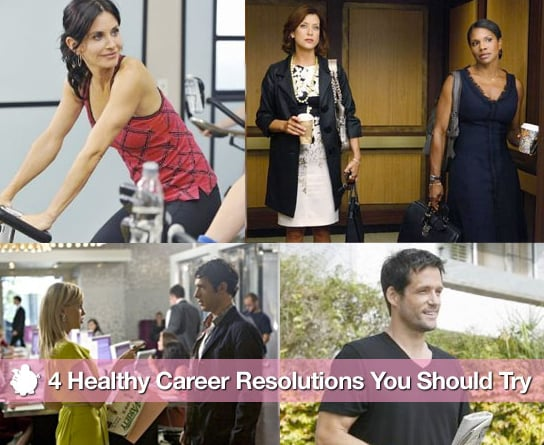 Sugar Shout Out: Healthy Career Resolutions You Should Try