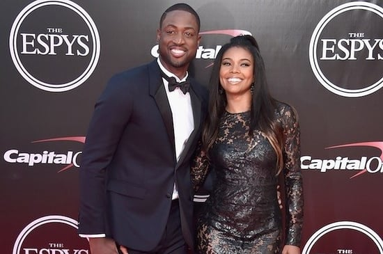 Gabrielle Union And Dwyane Wade At The ESPYs Are All The Relationship Goals