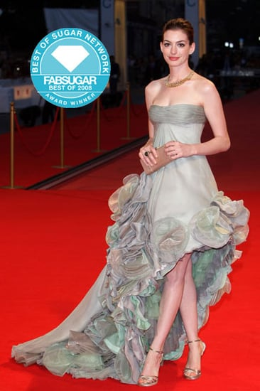 Best of 2008: And the Queen of the Red Carpet Is . . .