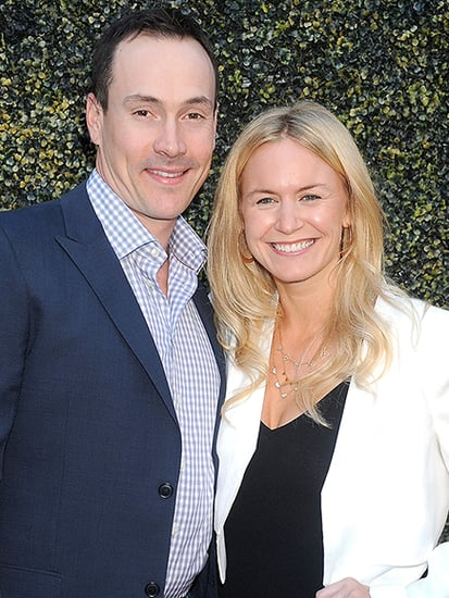 American Pie Star Chris Klein Weds Laina Rose Thyfault in Montana