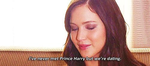 When She Spoke This Way About Prince Harry