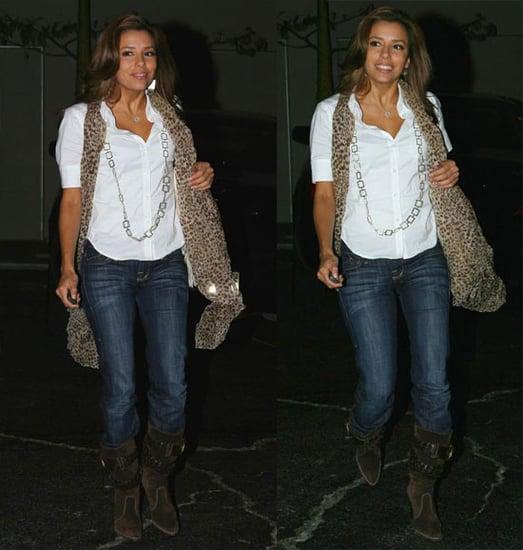 Celebrity Style: Eva Longoria