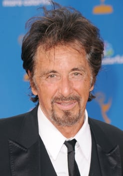 Al Pacino Wins Best Actor in a Series, Miniseries, or Motion Picture Made For Television For You Don't Know Jack