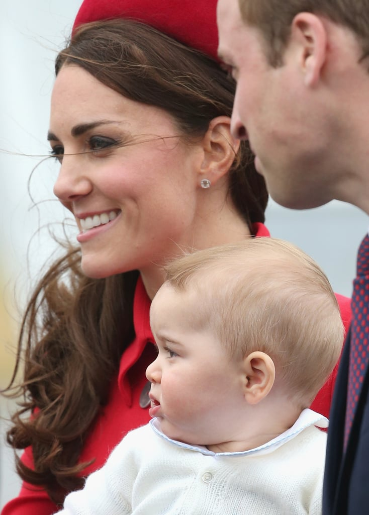 Will Couldn't Keep His Eyes Off Kate