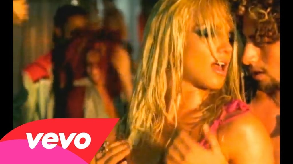 "Britney Spears — ""I'm a Slave 4 U"""