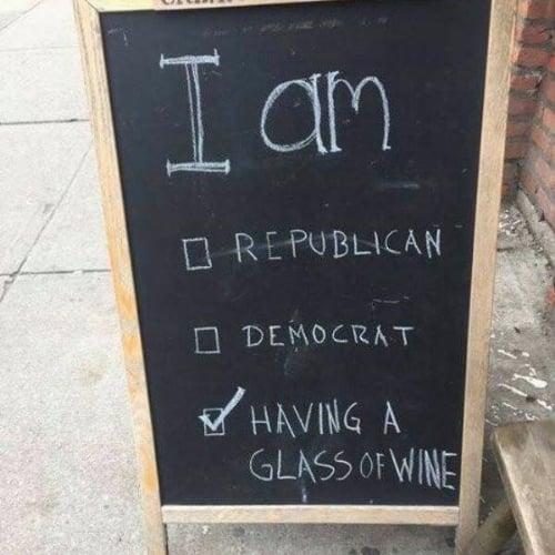 Describe America in Four Words