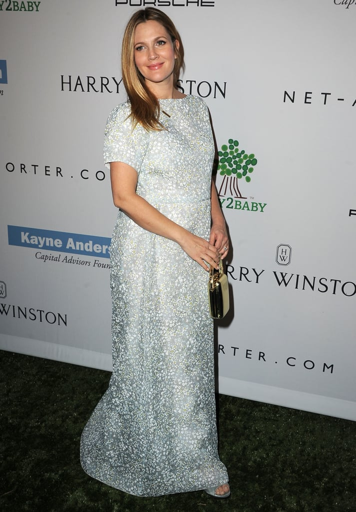 Drew Barrymore at the Baby2Baby Gala