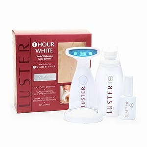 Luster Tooth Whitener Review