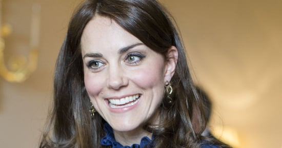 The Duchess Of Cambridge Wows In An Unexpected Sheer Look