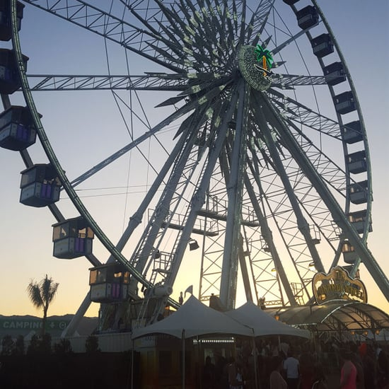 What It's Really Like For The Cool Kids At Coachella