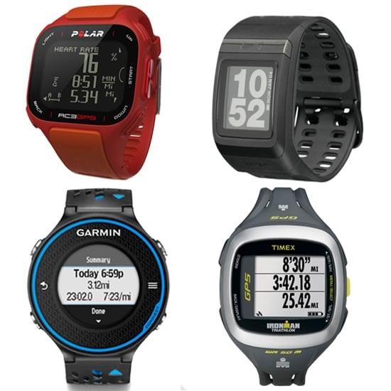 Best GPS Running Watches 2013