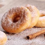 Cinnamon Sugar Doughnuts You Can Make at Home