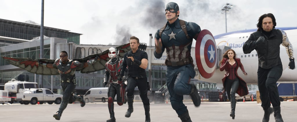 Get Amped Up For Captain America: Civil War With This Brand-New Clip