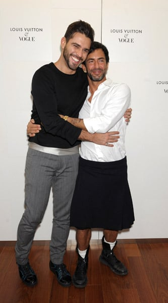Lorenzo Martone, Marc Jacobs