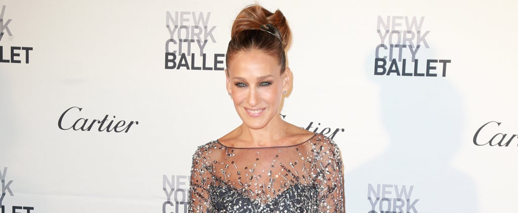 Sarah Jessica Parker Shines Bright at the NYC Ballet Gala