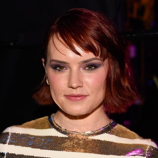 Daisy Ridley With Red Hair | August 2016